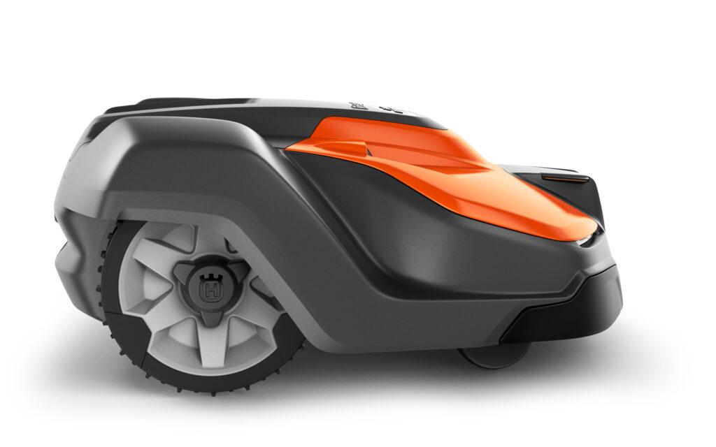Husqvana Automower Modell EPOS freigestellt