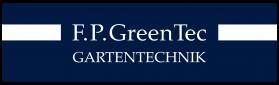 Logo Gartentechnik Blau 300dpi